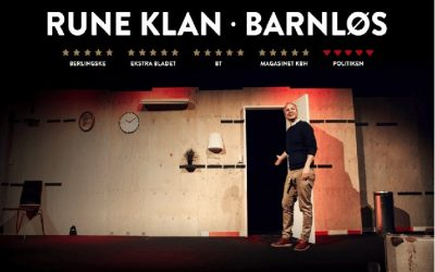 Gå ikke glip af – Rune Klans nye show Barnløs