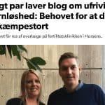 DR P4 Østjylland Radio Interview