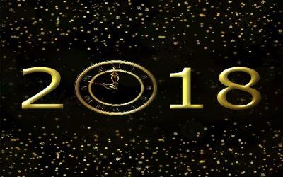Året der gik – Rigtig godt nytår til jer alle