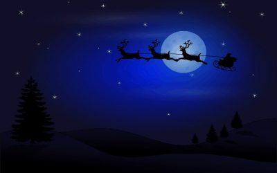 Rigtig glædelig jul fra os på Fertilitetsliv.dk