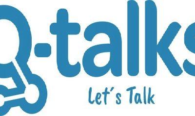 Q-talks Live samtalegrupper, anonymt – via din smartphone