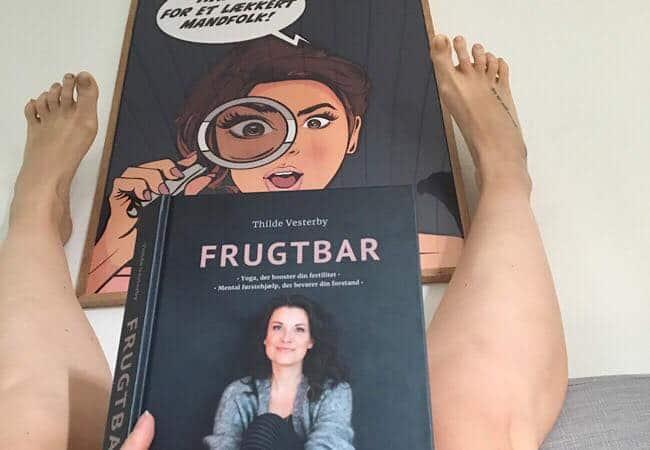 Anmeldelse af bogen FRUGTBAR, af Thilde Vesterby