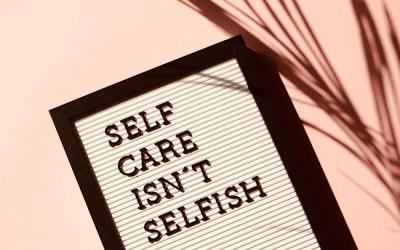 Selvomsorg og ritualer – en lille guide